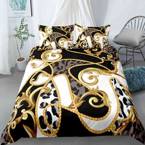 Wholesale duvet cover king for sale - Group buy 2021 New Arrival Luxury Bedding Set Quilt Covers Duvet Cover King Size Queen Sizes Comforter Sets Microfiber Fabric