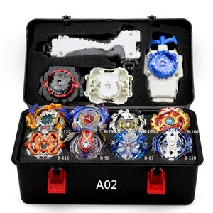 Wholesale beyblade 4d toys resale online - TAKARA TOMY Combination Beyblade Burst Set Toys Arena Metal Fusion D with Launcher Bayblade Burst Blades Toys