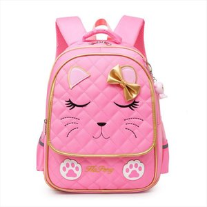 Wholesale schoolbag orthopedic for sale - Group buy 2020 Waterproof Children School Bags for Girls Cartoon school Backpack kids Satchel Orthopedic Schoolbag Kids Book Bag Mochilas