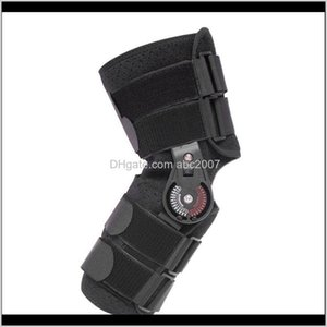 Wholesale dial pads resale online - Elbow Pads Safety Athletic Outdoor Accs Outdoors Drop Delivery Sports Knee Brace Dial Adjustable Angle Skin Friendly And Breathable Zl