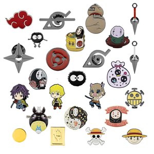 Wholesale japan brooch resale online - Adventure Cartoon Booch JOJOs Bizarre Japan Enamel Anime Lapel Pin Colar Denim Jackpack Brooches Charm