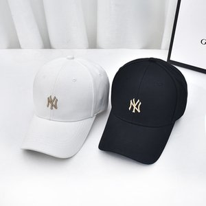 ingrosso marchio di marca di man-Primavera ed estate Versione coreana di Ins Baseball Donne Take Brand Cap Trendy Trendy Outdoor Sunshade Sports Cappello da corsa
