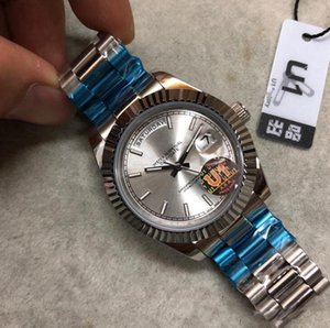 Wholesale geneva wristwatches resale online - top U1 Factory wristwatch Men s Fashion Classic DAY DATE High Quality Automatic Machinery Sapphire Geneva L Watch