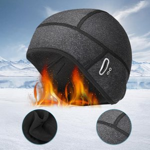 Wholesale motocycle sport for sale - Group buy Cycling Cap Sport Caps Windproof Thermal Winter Hats For Men Women Skull Running Skiing Motocycle Riding MTB Bike Headwear Masks