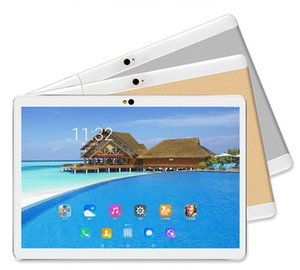 10 inch tablet al por mayor-Tableta de pulgadas PC DUAL Tarjeta DUAL G Pantalla de sofá G Tabletas Bluetooth GPS DHL Freeall IPS High Definición