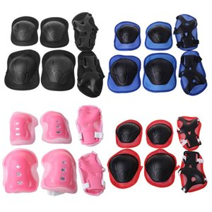 Wholesale knee scooters for sale - Group buy Set Kids Knee Pads Cycling Skating Protection Elbow Guard Scooter Children Protector