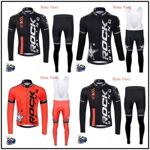 Wholesale rock cycling resale online - Team Rock Spring and Autumn Men s Women s Long Sleeve Cycling Clothes Outdoor Road Bike Mountain