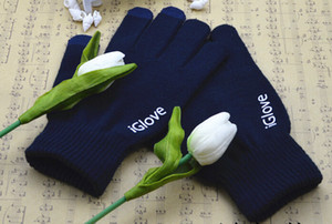 Wholesale With retail pack High quality Unisex iGlove Capacitive Touch Screen Gloves for iphone C S for ipad smart phone iGloves gloves