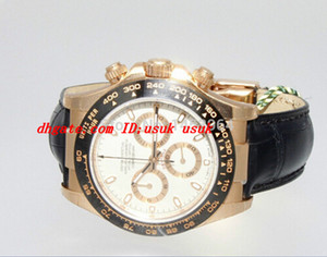 Wholesale steel suppliers for sale - Group buy Factory Supplier Luxury Wristwatch Ceramic White Dial Stainless Steel Bezel Automatic Mens Men s Watch Watches