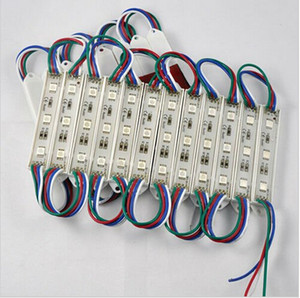Wholesale decoration SMD a string DC12V Waterproof IP65 rgb white warm white R G B Y led module light