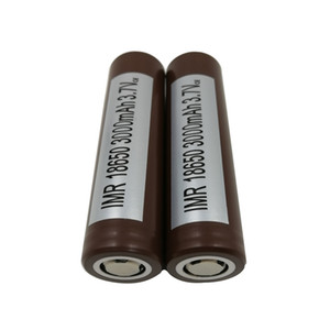 Wholesale 18650 batteries resale online - 100 Top High Quality for HG2 Battery mah A Max Discharge High Drain Batteries R VTC5 VTC4 HE2 HE4 Fedex