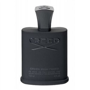 Hot Selling perfume men cologne black Creed Irish tweed green Creed 120ml with high guality free shipping