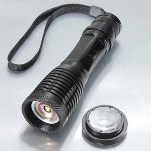 Wholesale NEW Arrivals e17 CREE XM L T6 LM lumens high power led torch T6 lantern zoomable Waterproof flashlight