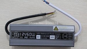 Wholesale IP67 W Waterproof Power Transformer DC V Constant Voltage Switching Power Supply Driver for LED Light