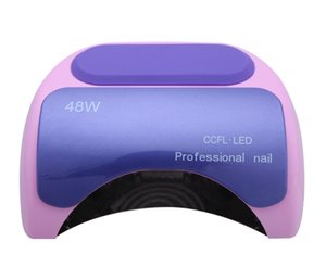 Wholesale 48w ccfl nail lamp for sale - Group buy Lamp LED Lamp Nail Dryer Long Life W LED CCFL Curing for UV Gel Nail Polish