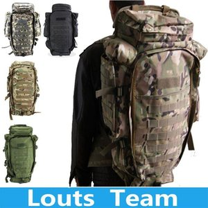 Wholesale USMC Army Men Women Outdoor Military Tactical Backpack Camping Hiking Rifle Bag Trekking Sport Travel Rucksacks Climbing Bags