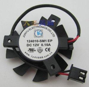 Original 124010-SM1 EP pitch 26mm diameter 37mm EVGA graphics card cooling fan