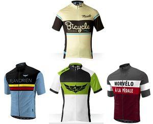 2021 morvelo Short Sleeve Cycling Jersey  Cycling Clothing ciclismo maillot MTB p2
