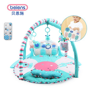 Wholesale Mats Baby Play Games Puzzles Mat Developmental Carpet Infant Toys Children Pianos Music Pad for kids
