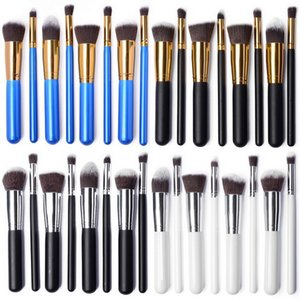 Wholesale makeup brushes sale free shipping resale online - HOT SALE in1 Pro Professional Makeup Set Kits Foundation Powder Makeup Cosmetics Brush Tools DHL
