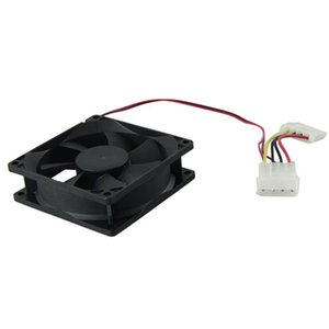 Wholesale mm PC CPU Cooling Fan v Pin Computer Case Cooler Connector For Computer pc Computer radiator fan Heat sink