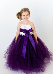 Newest tutu fluffy tulle kids children Photography girl dress toddler baby costume ball gowdding dress evening prom cloth party dresses