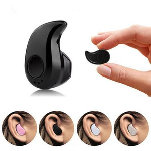 Wholesale New Fashion Mini Bluetooth Earphone for iPhone Samsung Smart Phone Mini Sport Headphones Wireless Bluetooth Headset In ear