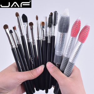 Wholesale Natural Super Soft Red Goat Hair Pony Horse Hair Studio Beauty Artist Makeup Brushes Tools J1813ay B Jaf Make Up Brush Set