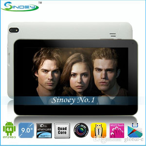 Wholesale tablet pc for sale - Group buy Xmas ATM7029C Quad Core Tablets inch Android KitKat M GB HDMI Bluetooth WiFi Google Play Store ATM7029B Updated Tablet PC
