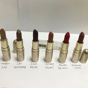 Wholesale 72pcs Top quality Snow Ball Lipsticks Elle Belle Holiday Crush Latest Christmas Collection Lipstick g Colors Matte Lipstick