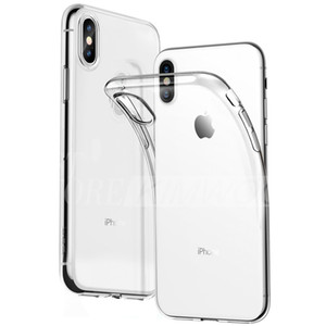 Wholesale Ultra Thin TPU Case For iPhone Pro Max XR XS MAX X plus Note S10 S9 S8 Plus P20 P30 Pro Silicone Soft Cover