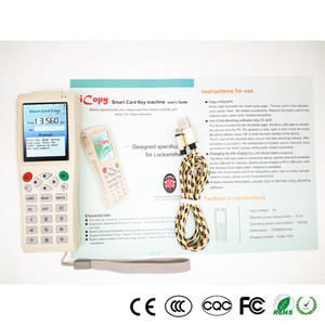 New Arrival Key Machine iCopy 3 iCopy5 with Full Decode Function Smart Card Key Machine RFID NFC Copier IC ID Reader Writer Duplicator