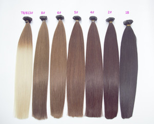 Best 10A Tape In Virgin Human Hair Extensions Original Natural Raw Virgin Remy Brazilian Peruvian Indian Malaysian Skin Wefts PU Tape Hair