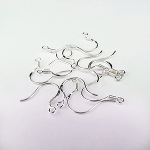 925 Silver Polish Earring Finding French Ear Wire Hook STERLING SILVER French HOOKS 925 EarWires Ear
