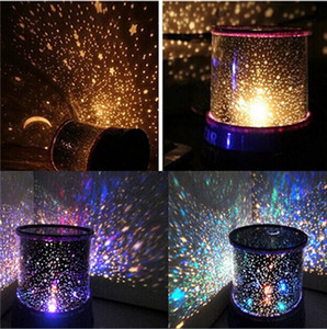 Wholesale Night Light Christmas Lights Light Modern Ceiling Lights New Children Star Master Nighti Light Sky Led Projector Mood Lamp Kids Bedroom Cute