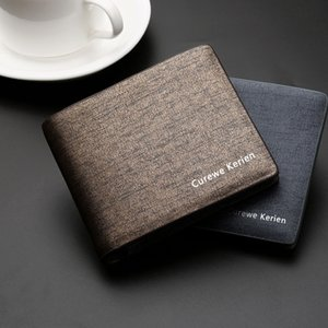 Wholesale Men Wallet Leather Portfolio Famous Brand Designer Male Clutch Bag Money Pocket Large Capacity Card Purses