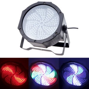 8 Channel RGBW LED Stage PAR Light Lighting Strobe Party Disco Bar DJ KTV Show 25W AC 90-240V All color DMX512 Stage Light on Sale