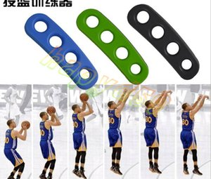Wholesale Kids Adult Stephen Curry Silicone Gesticulation Correct ShotLoc Basketball Ball Shooting Trainer Three Point Shot Training equipment