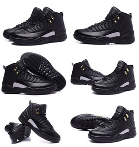 Wholesale A12 genuine Leather waterproof sports basketball shoes Hot selling top quality Factory outlet men s Master basketball boot