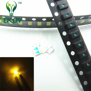1000pcs 0603 SMD Yellow led Super Bright SMT LEDS Light Diode 585-595nm High Quality Chip lamp beads DIY Retail