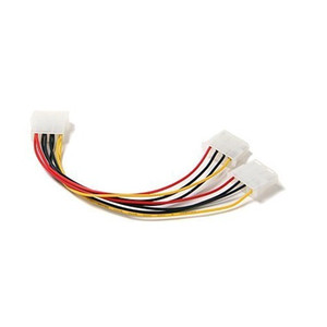 Wholesale Computer Molex Pin Power Supply Y Splitter Cable
