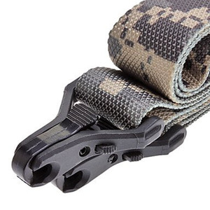 ponto de ardência tático venda por atacado-Vender Hot tático militar do exército Two Point multi Missão Sling Tactical Rifle Sling Airsoft Rifle Scope Sling