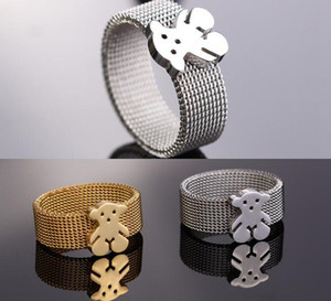 Wholesale TL stainless steel cute ring for men women simple design harmless for skin featured item new edition