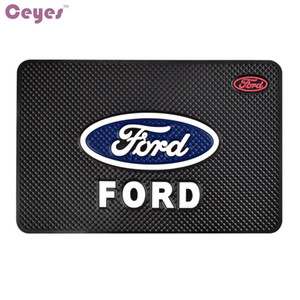 Wholesale ford accessories for sale - Group buy Car Accessories Anti slip Mat for FORD focus fiesta kuga mondeo ecosport fusion ranger Non slip Mat Anti skid Mat Soft Car Styling