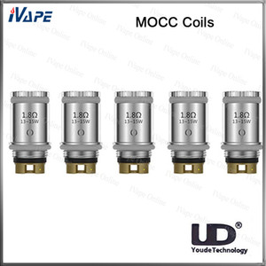100% Original Youde UD Mesmer MOCC Coils 1.8ohm 0.5ohm MOCC Replacement Coil Head For Mesmer-GL Tank Mesmer-DX Tank and Tidus Kit