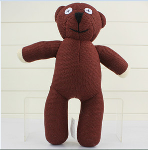 Wholesale Cute Mr Bean TEDDY BEAR Stuffed Plush teddy bear toy Fashion plush doll Best Gift For Children cm King EMS