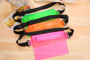 Wholesale For Universal Waist Pack Waterproof Pouch Case Water Proof Bag Underwater Dry Pocket Cover For Cellphone mobile phone Samsung DHL Free