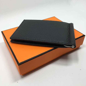 Wholesale Wallet for Credit Cards Mens Wallet Leather Genuine High Quality Wallets with Card Holder Money Clip New Men s Purse Small Vallet