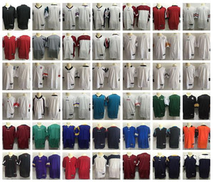 Wholesale New Football Jerseys New Custom Jerseys All Teams CUSTOMIZED Any Name Any Number Size Stitched Mix Match Order All Jerseys