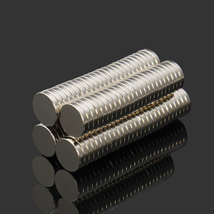 Wholesale 100pcs N52 NdFeB Super Strong Disc Magnets 10mm x 2mm Rare Earth Neodymium Magnets